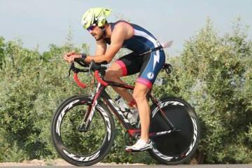 Gestión del esfuerzo sobre la bici en el triatlón